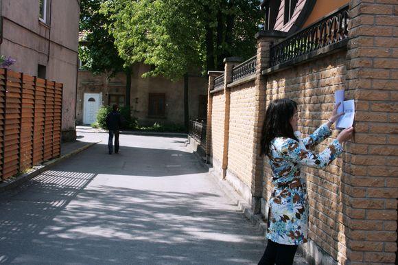Daugelyje pajūrio gyvenviečių įsikūrusių žmonių iki šiol gyvena negalėdami pasakyti tikslaus savo namų adreso.