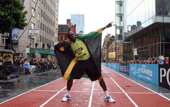 IAAF vadovas mano, kad Mančesteryje Boltas siekė tik dėmesio