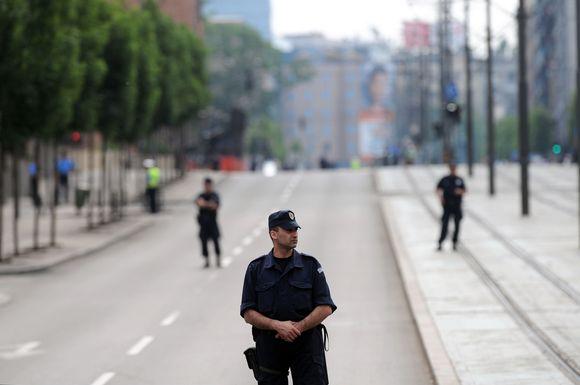 Serbijos policija