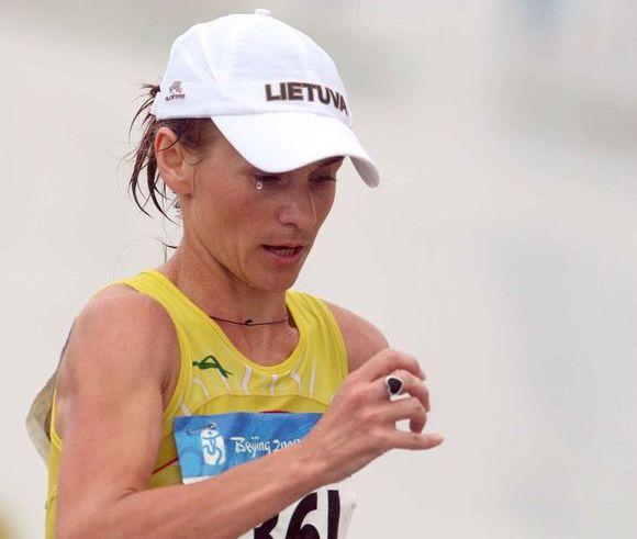 Kristina Saltanovič Pekine