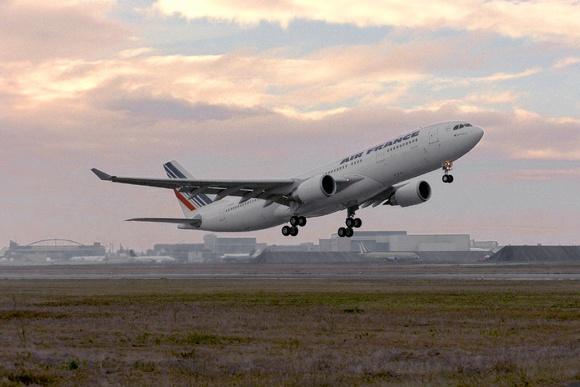 """""""Air France"""" lėktuvas AIRBUS A330"""