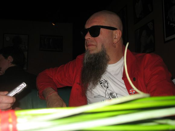 """Grupė """"Akvarium"""" su B.Grebenščikovu pastarąjį kartą Lietuvoje koncertavo balandį."""