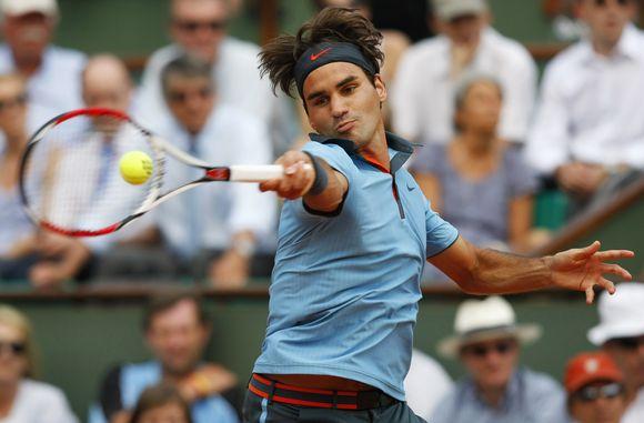 """R.Federeris į """"Didžiojo kirčio"""" turnyrų pusfinalį patenka jau 20-ą kartą iš eilės"""