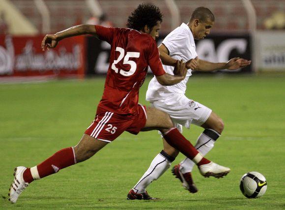 Egiptas kontrolinėse rungtynėse įveikė Omano rinktinę 10