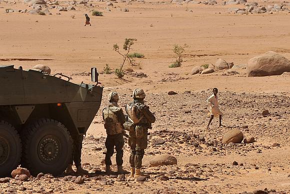 Lenkijos kariai Čade