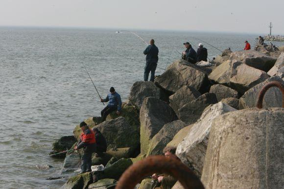 Ant molo žvejojęs vyras nuskendo birželio pradžioje.