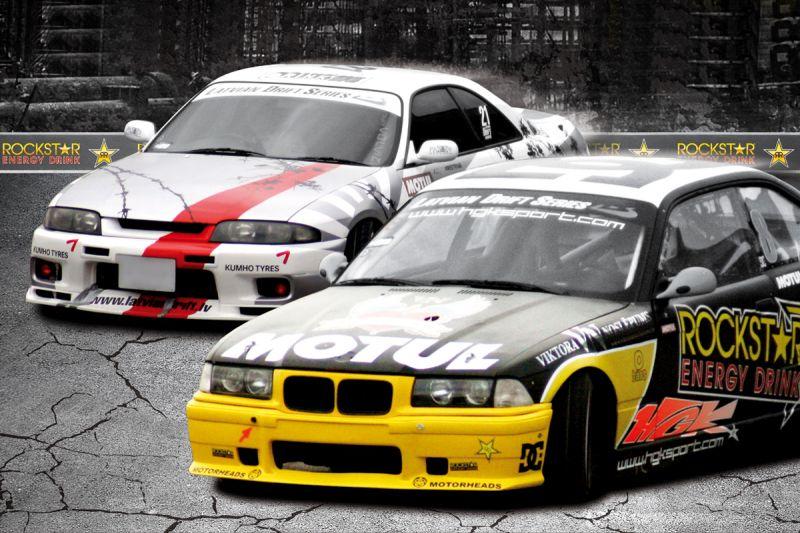 Latvian Drift Series