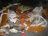 """AFP/""""Scanpix"""" nuotr./Atlanto vandenyne surinktos """"Airbus A330-200"""" nuolaužos"""