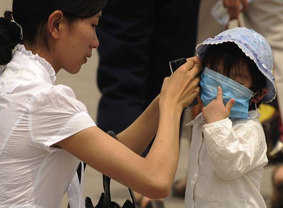 Nuo kiaulių gripo viruso stengiamasi apsaugoti vaikus
