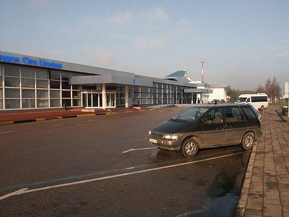 Palangos oro uostas.
