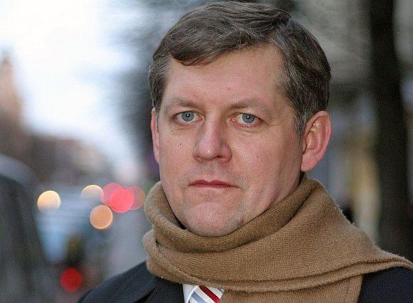Dailininkas ir žurnalistas Vaidotas Žukas