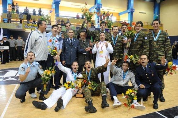 A.Pliadžio nuotr./Pasaulio kariakių krepainio pirmenybių čempionė Graikijos rinktinė