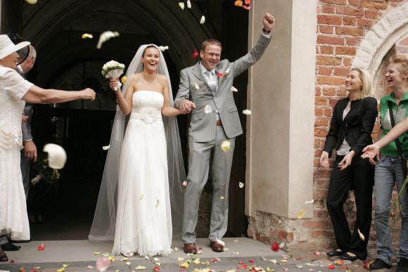 Lino Kunigėlio ir Kotrynos Šniukštaitės vestuvės