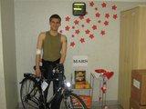 Nuolatinis donoras, studentas A.Miknius.