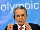 AFP/Scanpix nuotr./TOK prezidentas Jacques Rogge