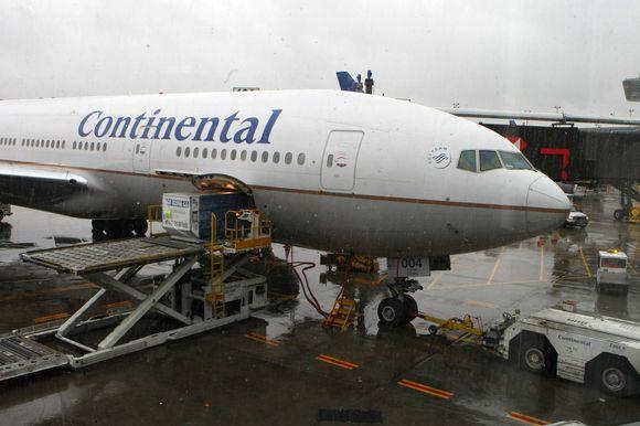 Lėktuvą antrasis pilotas buvo priverstas tupdyti avariniu būdu.
