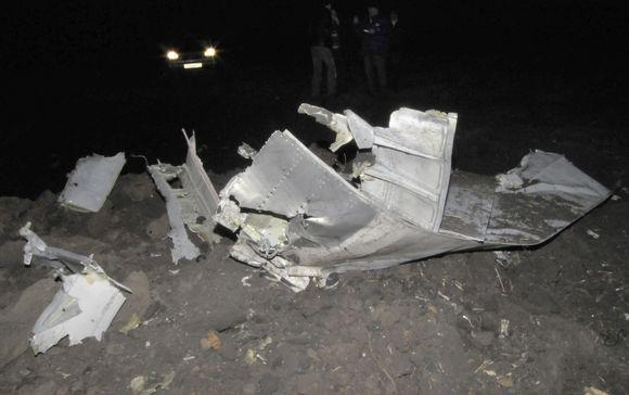 Sudužo jau antras bombonešis Su-24