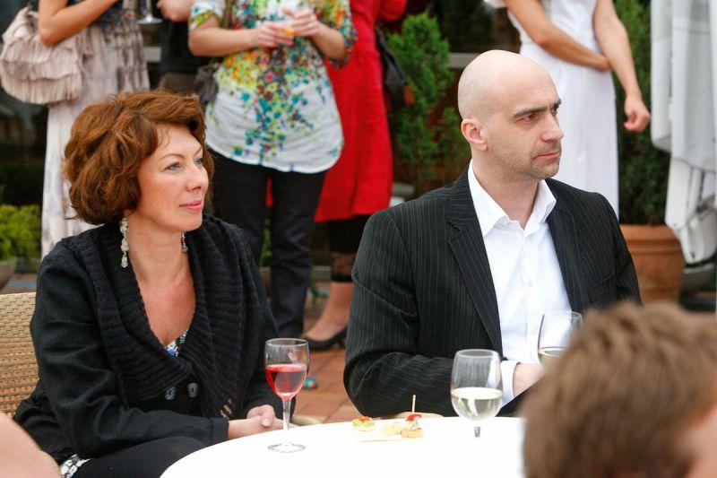 Foto naujienai: Terasos vakarėlis