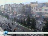 "AFP/""Scanpix"" nuotr./Opozicijos susirėmimai su pareigūnais Irane"