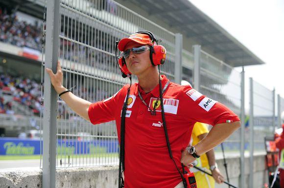 M.Schumacheris visuomet pasisako už geriausią šou