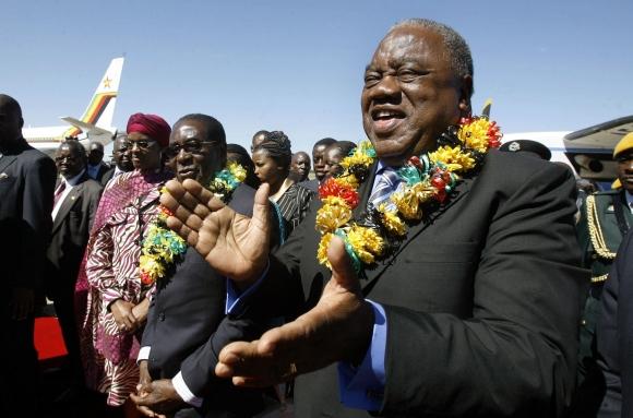Zambijos prezidentas R.Banda.