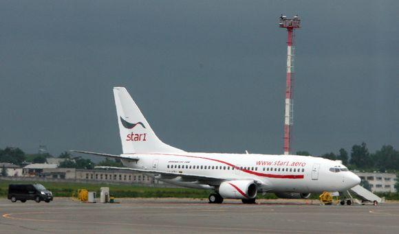 """1996 metų gamybos """"Boeing"""" lėktuvas"""