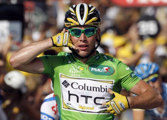 M.Cavendishas laimėjo du etapus iš eilės