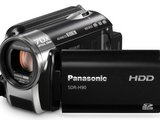 Gamintojo nuotr./Filmavimo kamera Panasonic SDR-H90
