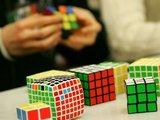 """""""Scanpix"""" nuotr./Rubiko kubo čempionatas"""