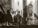 Lietuvos centrinio valstybės archyvo nuotr./Lietuvos tarpukario prezidento Antano Smetonos priesaika 1938 m.