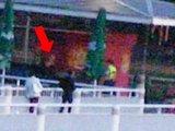 Algirdo/15min.lt skaitytojo nuotr./Mašina stovėjo prie pat kavinės.
