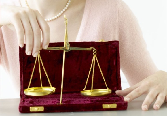 Teisingumo svarstyklės