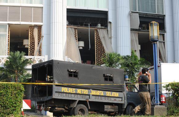 Kruvini išpuoliai Indonezijoje