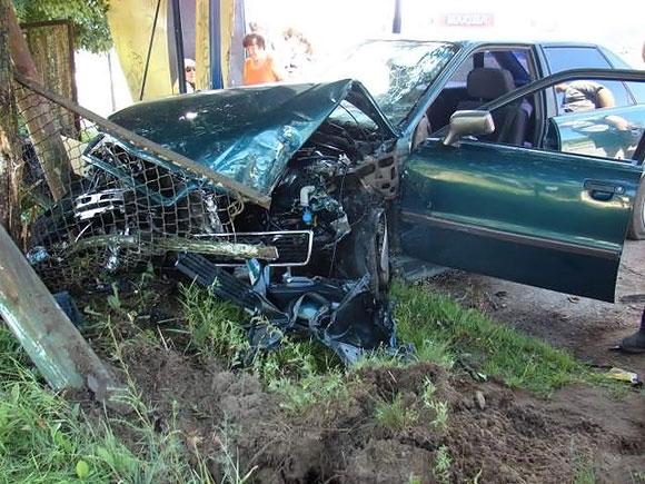Nesėkminga diena Ukmergės vairuotojams