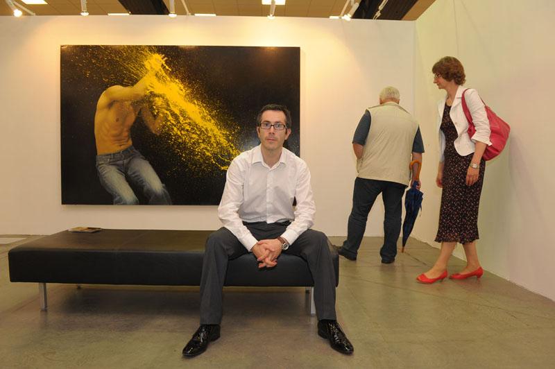 Foto naujienai: Mugė: kelionė per pasaulio galerijas