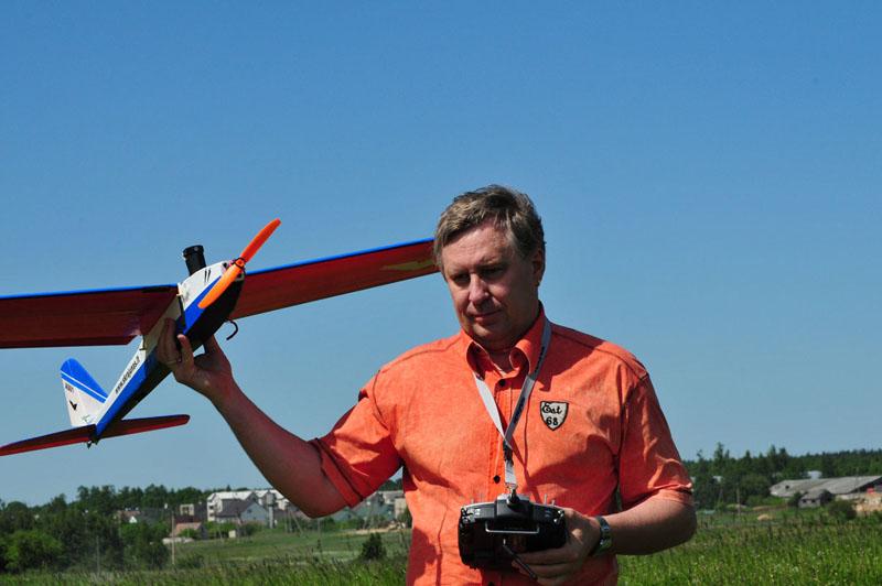 Foto naujienai: Arvydas Stonys įsigijo 9 lėktuvus!