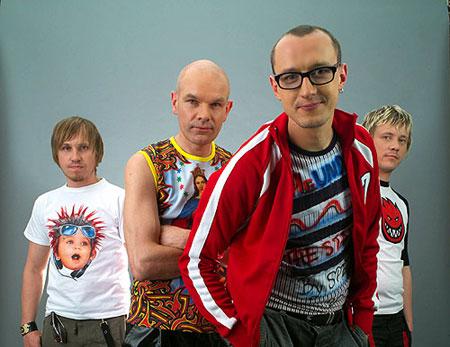 """Latvių grupė """"The Hobos"""""""