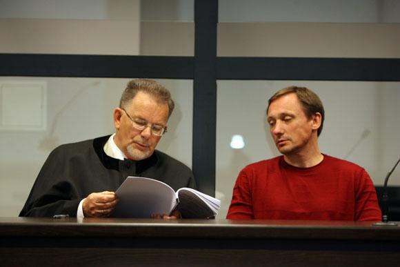 Kauno apygardos teisme paskelbtas nuosprendis