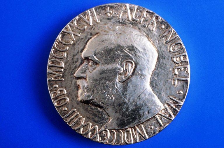 Nobelio Taikos premijos medalis.