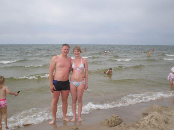 Bikini porelė Gerda ir Vaidas