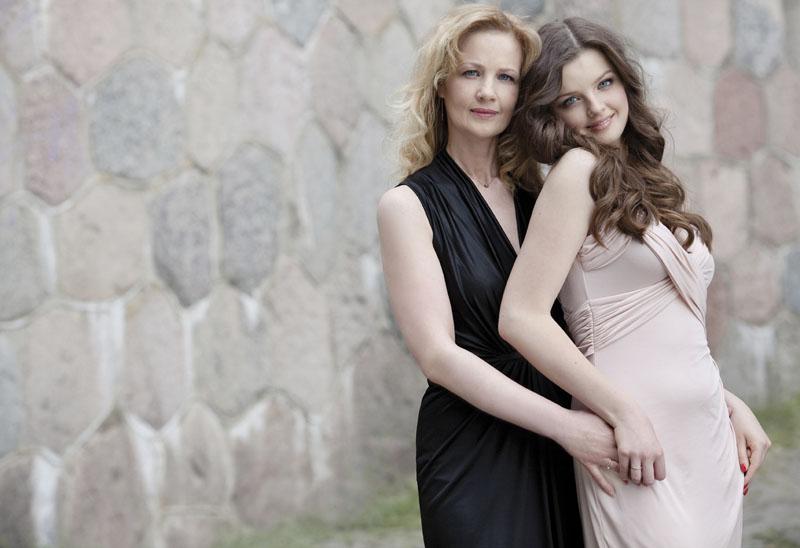 Foto naujienai: Gabrielė Martirosianaitė. Gražioms mergaitėms – dangus?