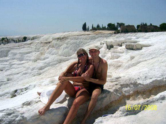 Regvita ir Ignas, bikini porelė