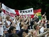 BFL/`arūno Mažeikos nuotr.  /Vilniaus Vėtros ir Londono Fulham dvikovos akimirkos.