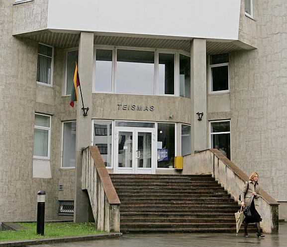 Panevėžio miesto apylinkės teismo pastatas