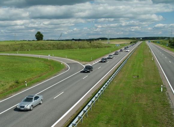 Panašus automobilių žygis per Lietuvą buvo organizuotas ir pernai.