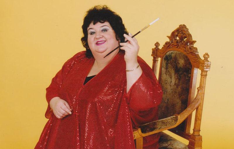 """Foto naujienai: Vitalija Katunskytė vaidins laidoje """"Laba diena"""""""
