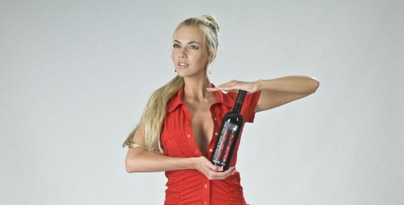"""Foto naujienai: """"Veneros"""" Alvyda – italų vyno veidas"""