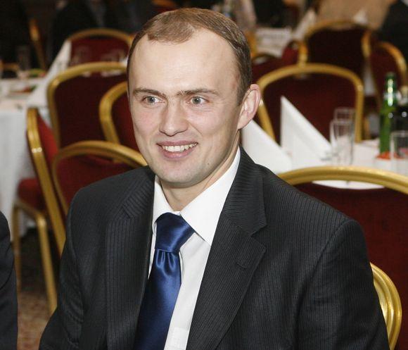P.Lukšys kelsis į Lenkiją