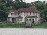 """""""Reuters""""/""""Scanpix"""" nuotr./Aung San Suu Kyi namas, į kurį atplaukė amerikietis Johnas Yettaw"""