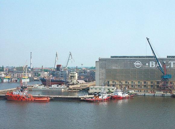 """""""Baltija"""" gautą Danijos žvejybos įmonės užsakymą vykdys devynis mėnesius."""